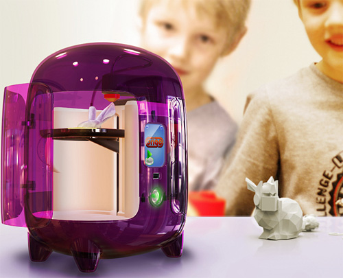 Origo 3D Printer (Image courtesy Origo)