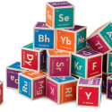 Periodic Table Building Blocks Encourage Subconscious Learning