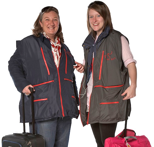 Rufus Roo BIG POCKET Travel Jacket (Image courtesy Rufus Roo)