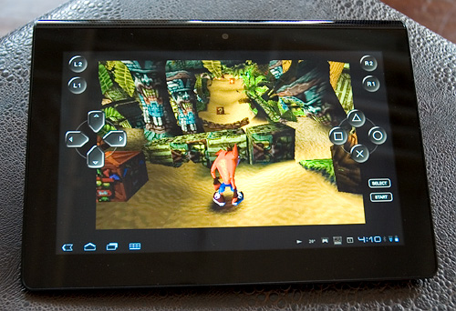 Sony Tablet S (Image property OhGizmo!)
