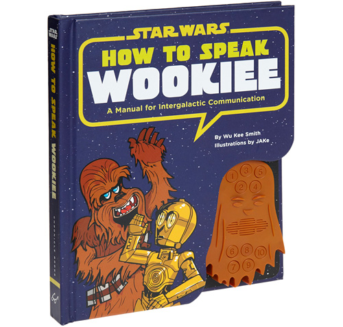 How To Speak Wookiee (Image courtesy ModCloth)