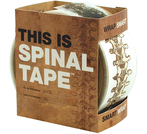This Is Spinal Tape (Image courtesy Copernicus)