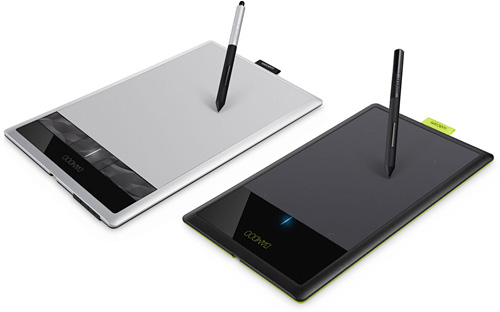 Wacom Tablets (Images courtesy Wacom)