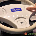 Could Touch Sensitive Steering Wheels Make For Less Distracted Driving In The Future?