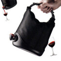 You Can Apparently Buy A Pleather Purse To Carry Wine In