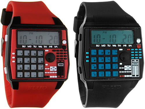 Flud BPM Watches (Images courtesy Flud)