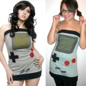 Game Boy Dress Isn't Limited To Just Hallowe'en Parties