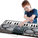 DJ Station For Kids – One Turntable And A Roll Up Mat