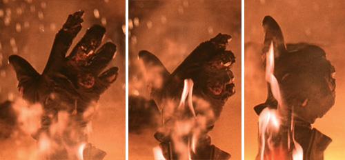 Goodbye (Images courtesy Terminator 2)