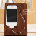 Chopping Board Turned Into Charging Stand Looks Cool