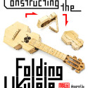 Folding, Origami-Like Ukulele Looks Like Fun Weekend Project