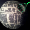 Here's A Knitted Death Star