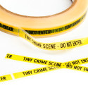 Miniature Crime Scene Tape For When You're Bored At Work