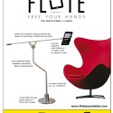 Flote Stand For Tablets Would Make Us Happy