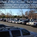 Find My Car Smart App For The Truly Forgetful
