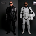 Stormtrooper Replica Motorcycling Suits