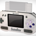 SupaBoy Crams A SNES Into Your Hands