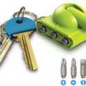 Tool Tank Is Both Cute And Practical Keychain
