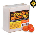 Timmy's Great Balls Of Fire Will Have Yours Receding Back Into Your Abdomen