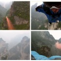 Video: More Wingsuit Madness In Avatar Country