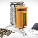 BioLight Campstove Heats Your Food, Powers Your Gadgets