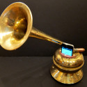 Steampunk iPhone Amplifier Continues A Trend That Should Die Already