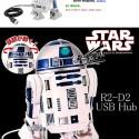 R2-D2 USB Hub Makes Sounds