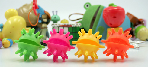 Photo - Earbud Monsters [PRODUCT]