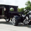 Harley Davidson Hearse Will Give You A Rocking Last Ride