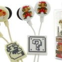 Super Mario Earphones