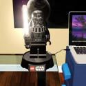 LEGO Darth Vader Lamp