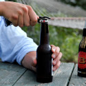 Brewsees Glasses Feature Beer Bottle Opener On Arm