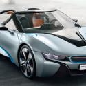 BMW Unveils i8 Spyder Concept