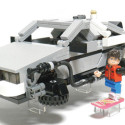 Back To The Future LEGO Could Very Well Become Reality
