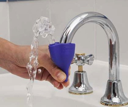 The Tapi Turns Any Faucet Into A Fountain Ohgizmo