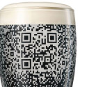 Beer Glass Reveals QR Code When Filled With Guinness Only