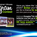 Take Nice Instagram Pics? Energizer Has A Contest Where You Could Win $2,000, A  Nikon S6300 Camera And Some Batteries