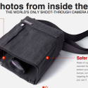 Cloak Bag Lets You Use You Camera Faster