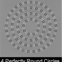Optical Illusion Friday: There Are Four Circles On The Screen