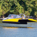 Flying Hovercraft Is For The Rich And Not Necessarily Famous