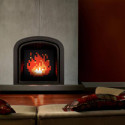 Zelda Fire Painting Can Decorate Your Decorative Fireplace