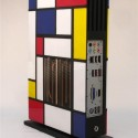 Mondrian PC Case Mod