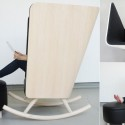 Private Rocker Chair Is Supposed To Give You Privacy, Isolates You In The Process