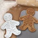 Here's A GingerDEAD Cookie Cutter