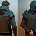 This Is What A Hoodie/Armour Fusion Garment Looks Like