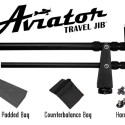 Aviator Travel Jib Brings Big Budget Cinematography For Little Budget Cinematographers