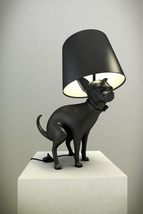 These Are Dog Pooping Lamps Yes That S Right Ohgizmo