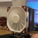 Noise Canceling PC Fan