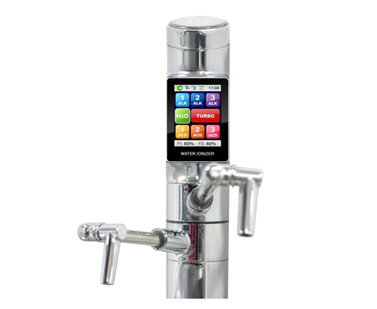 hi tech kitchen faucet you can purchase a ph controlling fancy faucet with a 12031