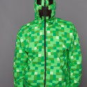 The New Way To Burgle: Minecraft Hoodie